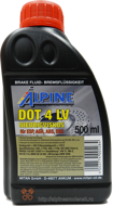 ALPINE Brake Fluid DOT 4 LV (0,5L)