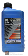 Alpine RS 10W-60 (1L)