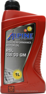 Alpine RSL 5W-30 GM (1L)