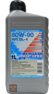 Alpine Gear Oil SAE 80W-90 GL-4 (1L)