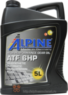 Alpine ATF 6HP (5L)