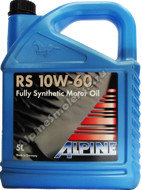 Alpine RS 10W-60 (5L)